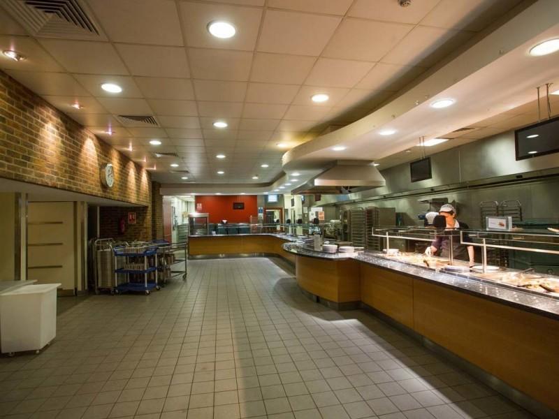 Harrow School Dining Hall