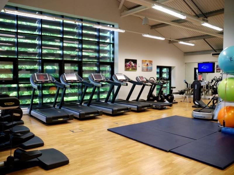 Harrow School Gym