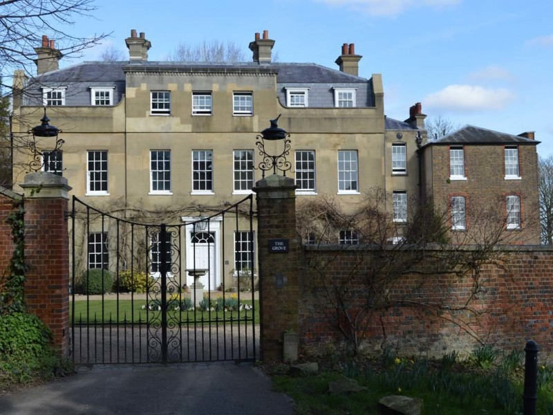 The Grove Boarding House